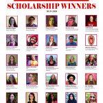 Fall Scholarship Winners 2019-20