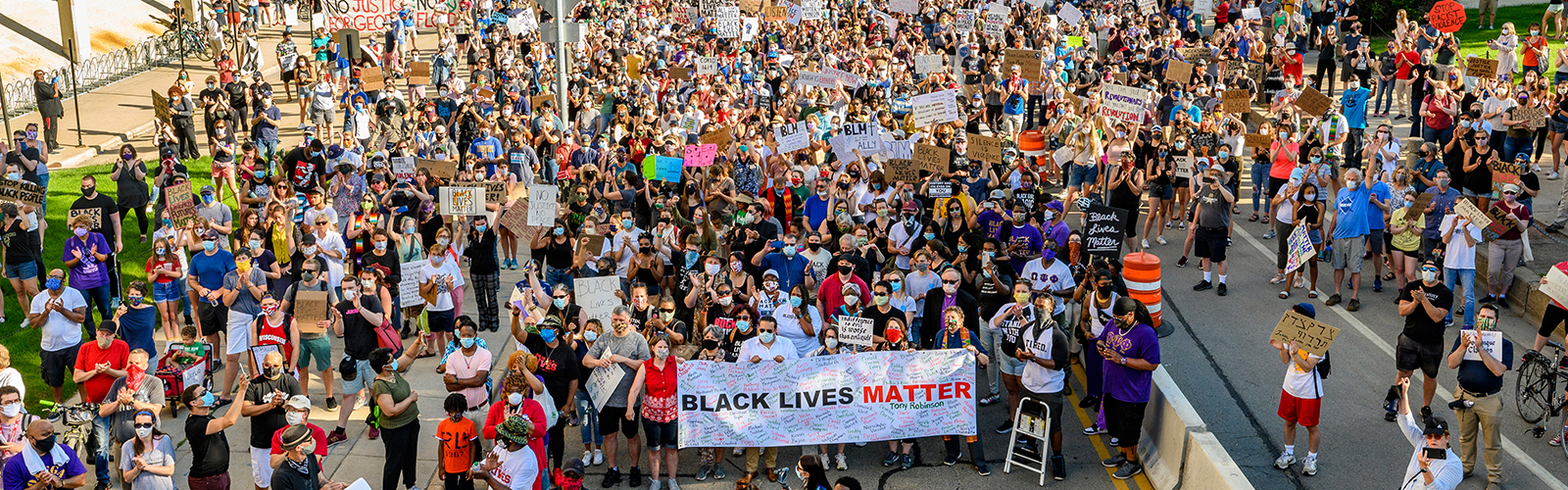 Black Lives Matter Solidarity March