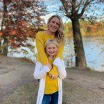 Photo of Niki Kruschke and daughter