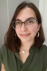 Headshot of Mahalia Sobhani
