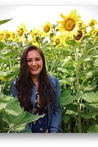 Headshot of Jasmine Grika
